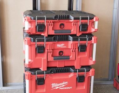 Milwaukee Packout Modular Tool Box System