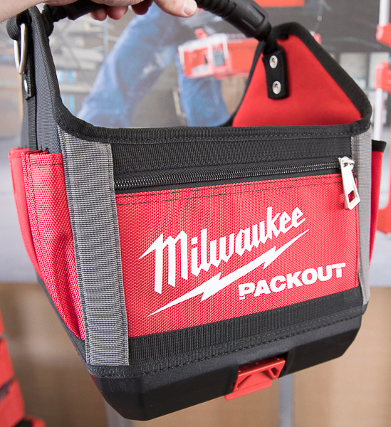 Milwaukee Packout Small Tool Bag Empty