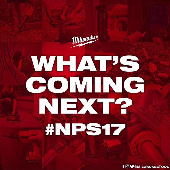 Milwaukee Tool NPS17 Teaser