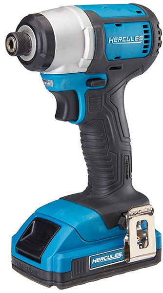Harbor Freight Hercules Cordless Impact Driver