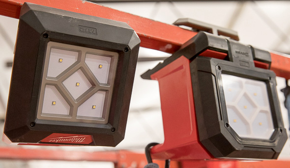 Milwaukee M18 Rover LED Light with M12 Rover