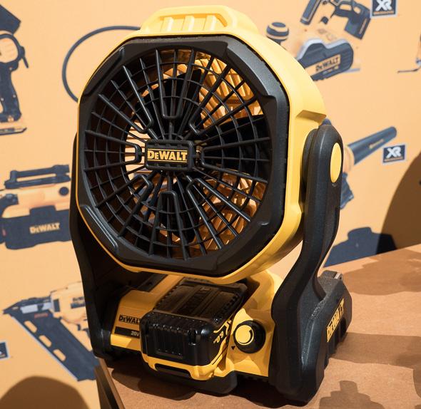 Dewalt 20V Max Cordless Fan