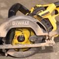 Dewalt FlexVolt Rear Handle Saw