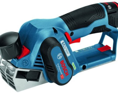 Bosch 12V Brushless Planer