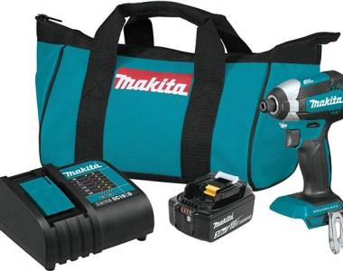 Makita XDT131 18V Brushless Impact Driver Kit