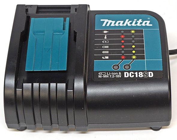 Makita XFD061 Drill Kit Charger