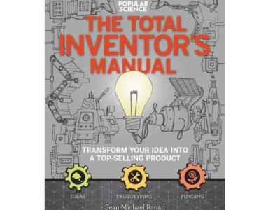 The Total Inventors Manual by Sean Michael Ragan Cover