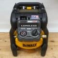 Dewalt Flexvolt Cordless Compressor Product Shot