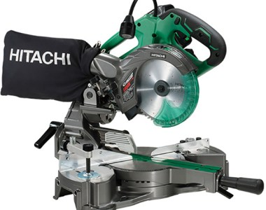 Hitachi MultiVolt Cordless Sliding Miter Saw