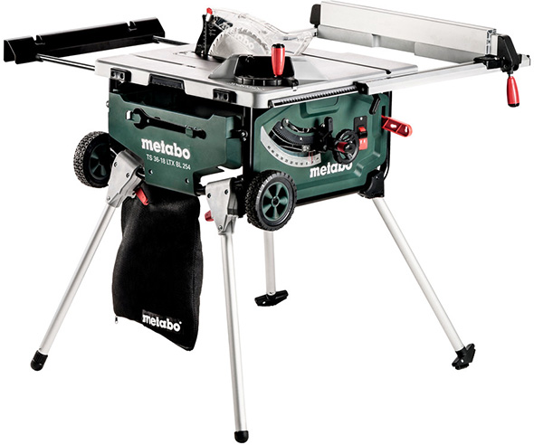 Metabo Cordless Table Saw