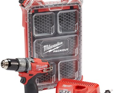 Milwaukee M12 Fuel Hammer Drill kit with Packout