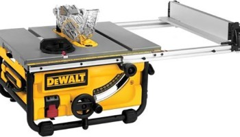 Secret upgrade dewalt dw745 table saw now has 20 inch rip capacity black friday 2017 table saw deals greentooth Image collections
