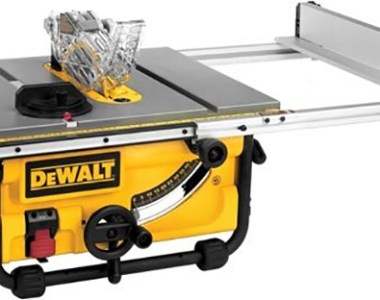Dewalt DWE7480 Table Saw