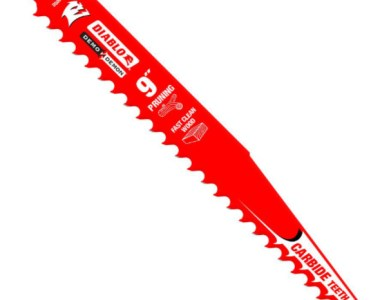 Diablo Demo Demon Pruning Carbide Tipped Reciprocating Saw Blade Featured image