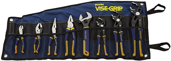 Irwin 8pc Pliers Set