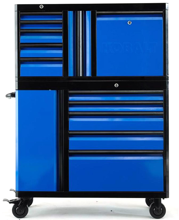 Harbor Freight Tool Chest Workbench