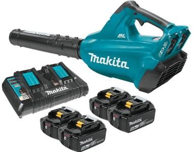 Makita 18V X2 Brushless Blower Kit