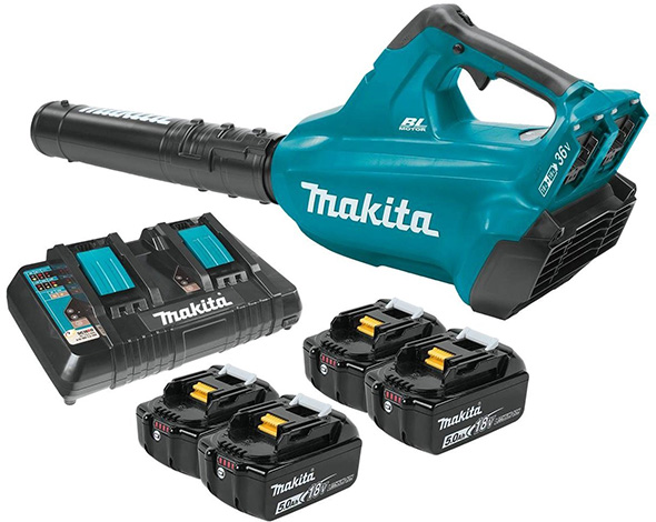 Makita 18V X2 Brushless Blower Kit