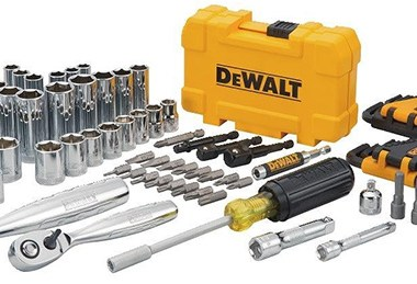 Dewalt 108pc Mechanics Tool Set