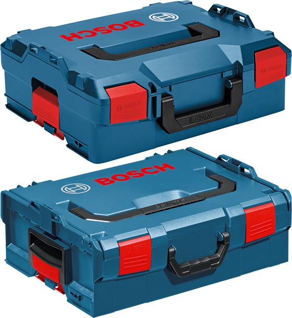 Bosch L-Boxx Tool Box Comparison 2018