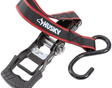 Husky Ratchet Tie-Down Strap