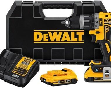 Dewalt DCD797D2 Tool Connect Hammer Drill Kit