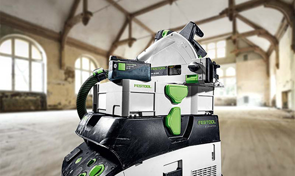Festool 2018 Dust Extractor with T-Loc Systainer
