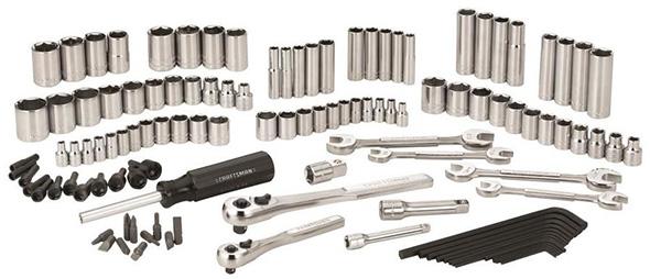 Craftsman 118pc Mechanics Tool Set