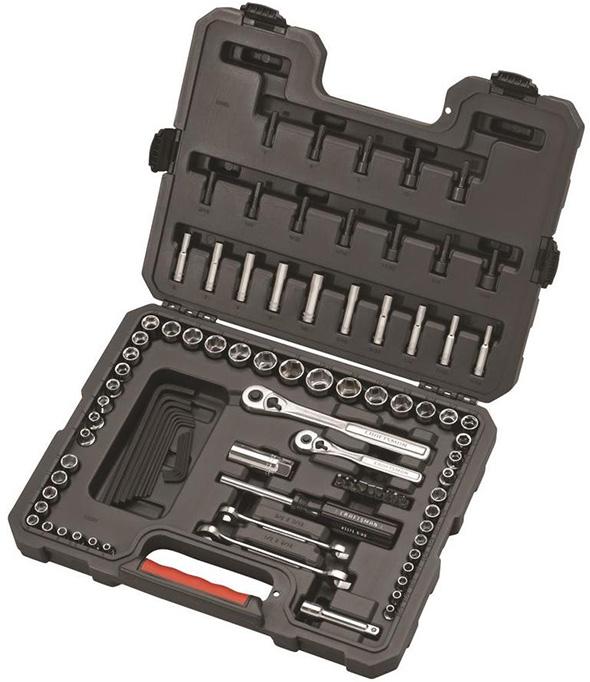 Craftsman 95pc Mechanics Tool Set