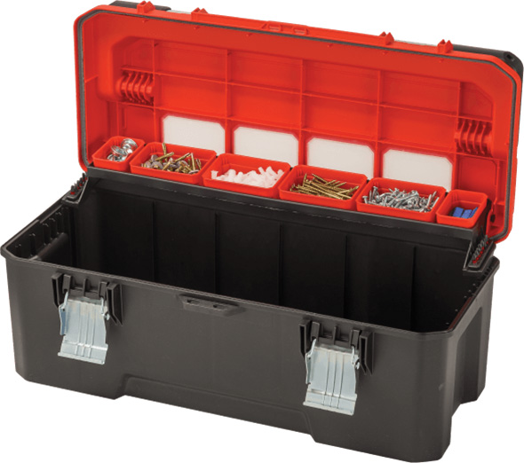 Craftsman Tool Box with Cantilever Tray 2018