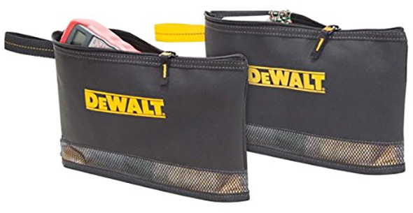 Dewalt Zippered Tool Bags