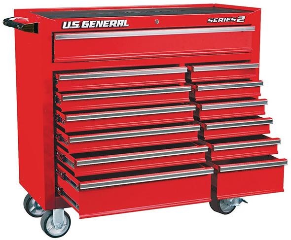 Harbor Freight US General Series 2 Tool Box