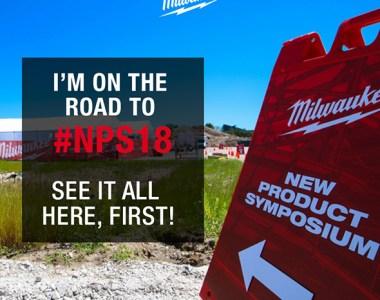 Milwaukee NPS18 Media Image