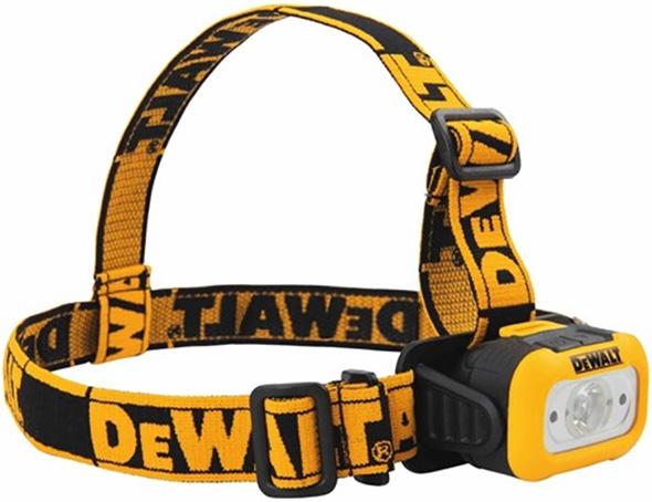 Dewalt DWHT81424 LED Headlamp