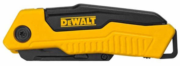 Dewalt DWHT10916 Folding Utility Knife Closed