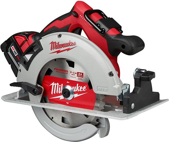 Milwaukee 2631 M18 Brushless Circular Saw