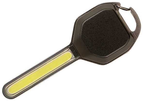 Streamlight Keymate LED Keychain Flashlight Output Side