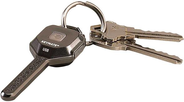 Streamlight Keymate LED Keychain Flashlight with Keys