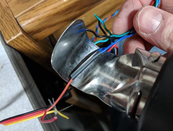 Using the Milwaukee Cordless Heat Gun to Shrink Heat Shrink Tubing