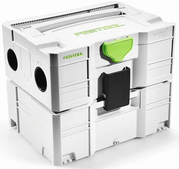 Festool CT Cyclone Collapsed