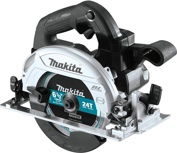 Makita XSH04ZB Sub-Compact 18V Brushless Circular Saw