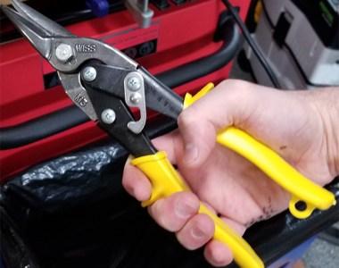 Wiss Straight Cut Aviation Shears