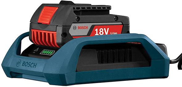 Bosch Wireless 18V Battery Charging Starter Kit