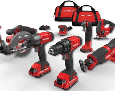 Craftsman 20V Cordless Power Tool Combo Kit