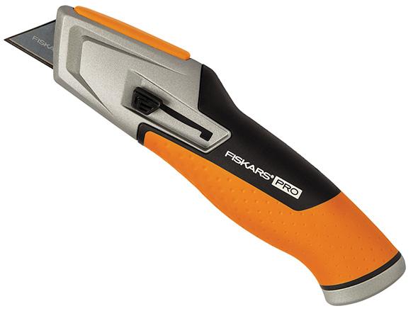 Fiskars Pro Retractable Utility Knife