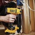 Dewalt Cordless Wiring Stapler Fastening Romex Wire