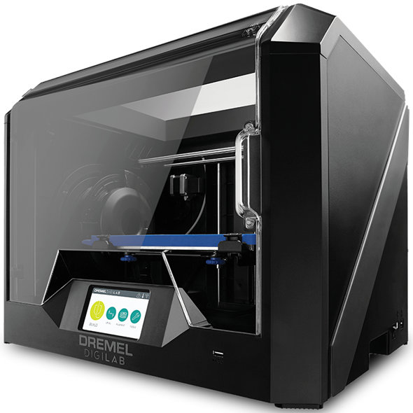Dremel Digilab 3D45 3D Printer Hero Shot