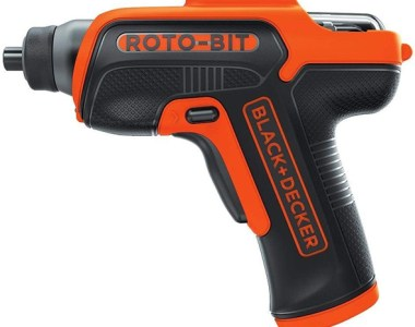 Black Decker Roto Bit Screwdriver