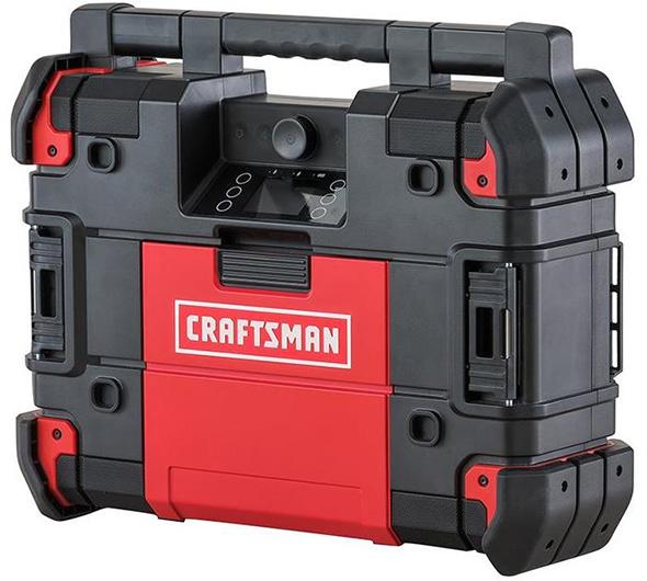 Craftsman Tstak Bluetooth Radio