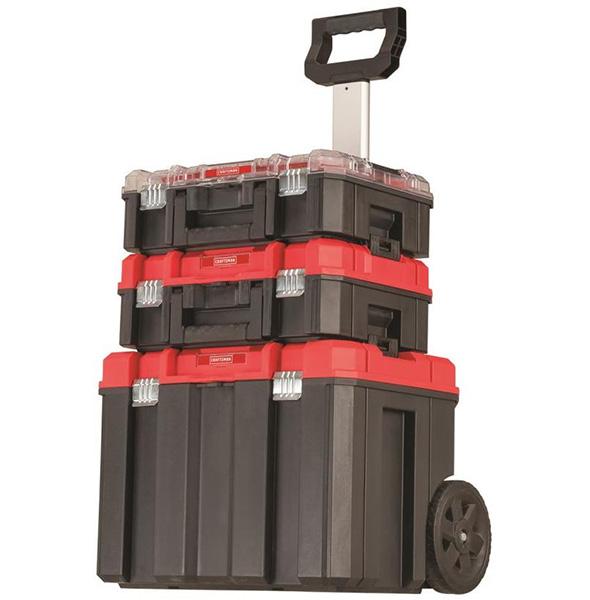 Craftsman Versastak Rolling Tool Box Combo